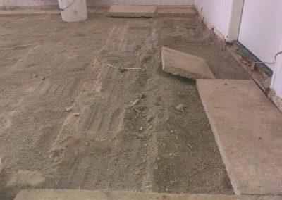 Od demontáže až po novou podlahu