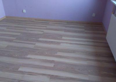 Vinylkorková podlaha olive jasan
