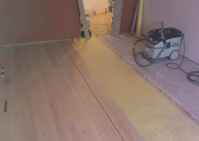 Ukázky laminátových podlah